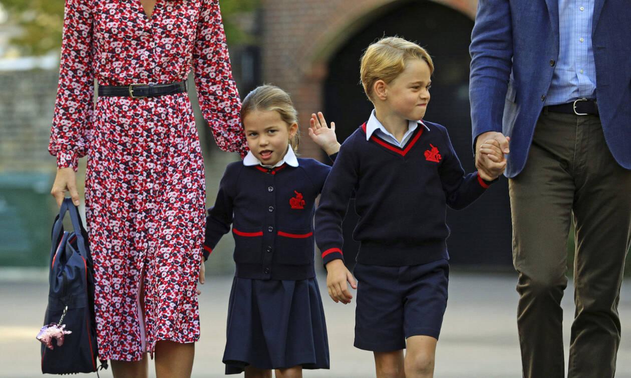 Κίνδυνος στο σχολείο του πρίγκιπα George για κορονοϊό. Τι συμβαίνει;