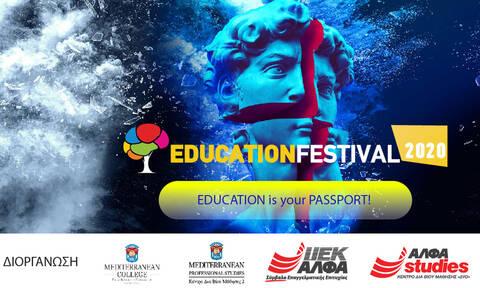 12o Εducation Festival powered by IEK AΛΦΑ & Mediterranean College!