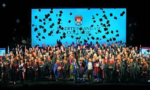 Mediterranean College – 40η Τελετή Αποφοίτησης