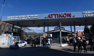Κοροναϊός στην Ελλάδα: Νέο ύποπτο κρούσμα στην Αθήνα - Μεταφέρεται στο Αττικόν