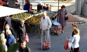 Κοροναϊός Ελλάδα: Κανονικά οι λαϊκές αγορές το Σάββατο και την Καθαρά Δευτέρα