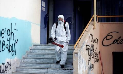 Κοροναϊός Ελλάδα: Σε καραντίνα μαθητές και καθηγητές σχολείου στην Αθήνα