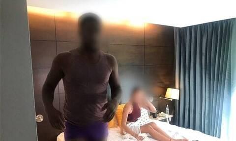 Ασυγκράτητο ζευγάρι γύριζε ερωτική ταινία σε ξενοδοχείο – Δείτε τι συνέβη όταν τους έπιασαν