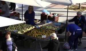Κοροναϊός στην Ελλάδα: Κανονικά θα λειτουργήσουν οι λαϊκές αγορές το Σάββατο και την Καθαρά Δευτέρα