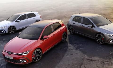VW: Nέα Golf GTI και GTE με 245 ίππους - GTD με 200 ίππους