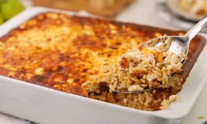 Πεντανόστιμη συνταγή: Γιουβέτσι με κιμά ογκρατέν
