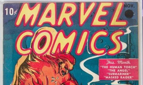 Πωλείται σε δημοπρασία το πρώτο κόμικ Φλας Γκόρντον