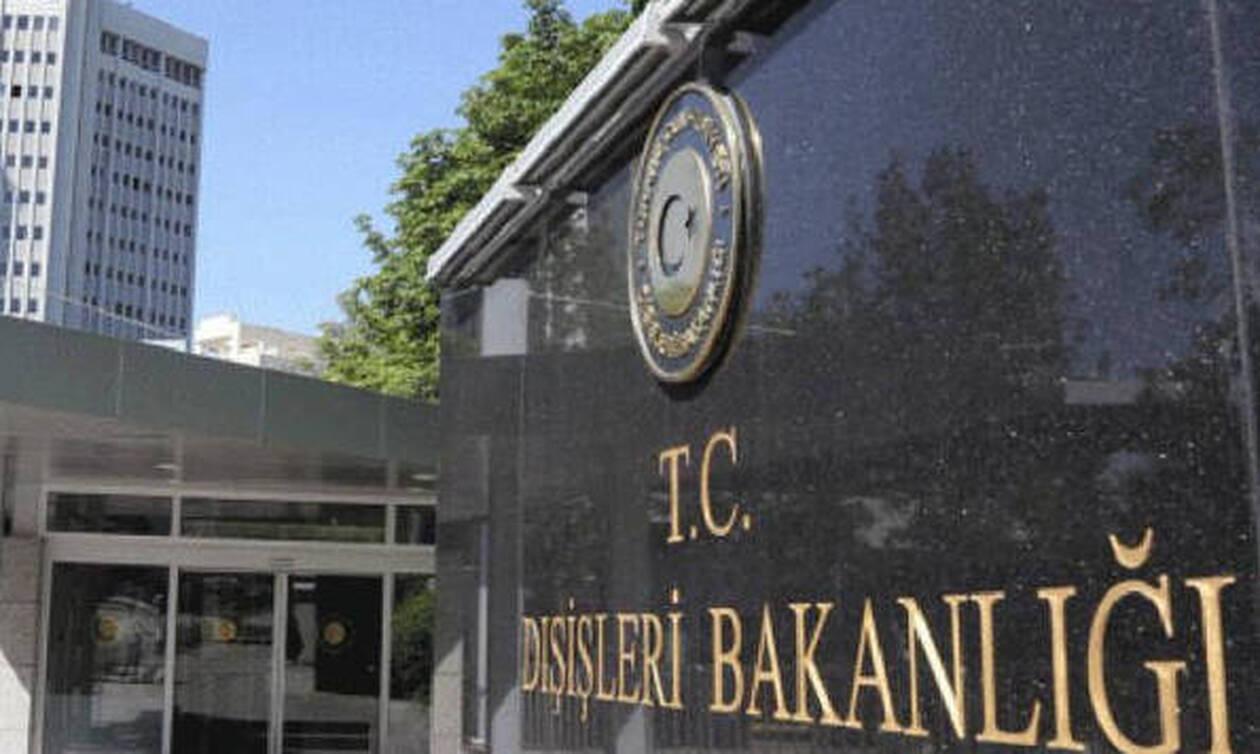 Τουρκικό ΥΠΕΞ: «Παράνομες και μεροληπτικές οι νέες κυρώσεις από ΕΕ»