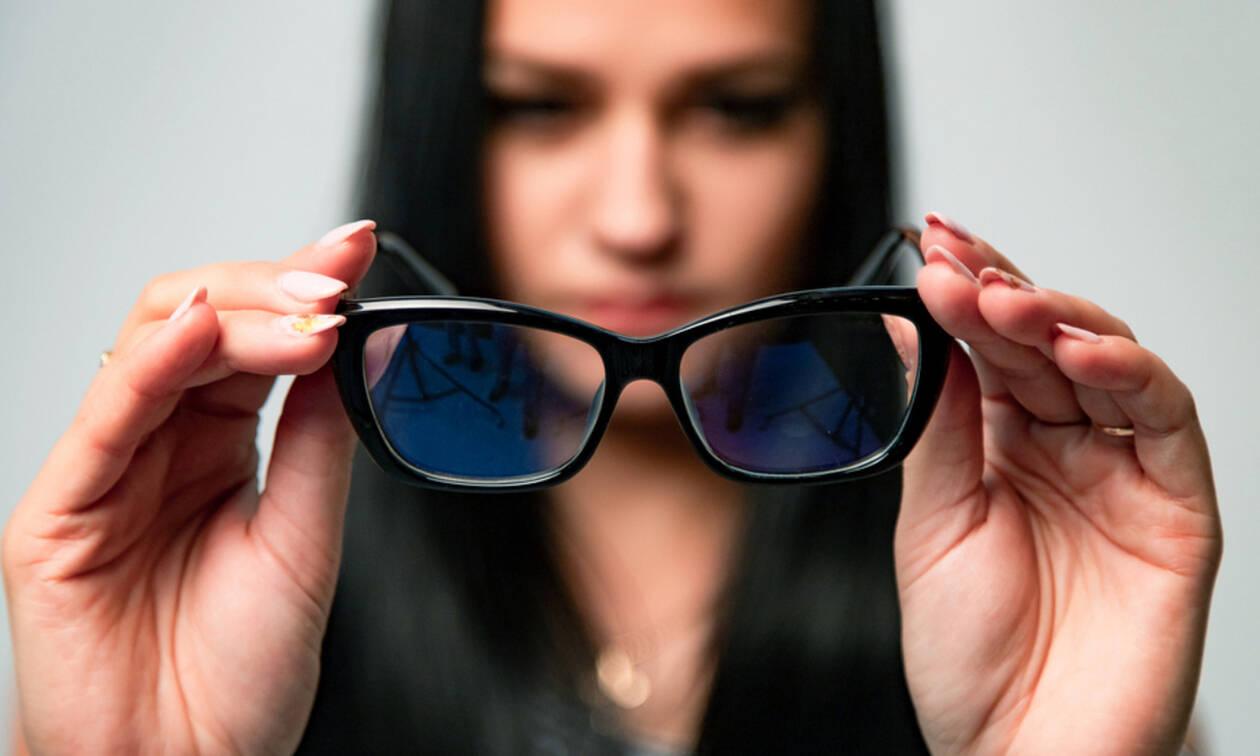 Θολή όραση: Πώς θα την προλάβετε (βίντεο)