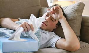 Κρυολόγημα ή γρίπη; Μάθε τη διαφορά τους για δικό σου καλό