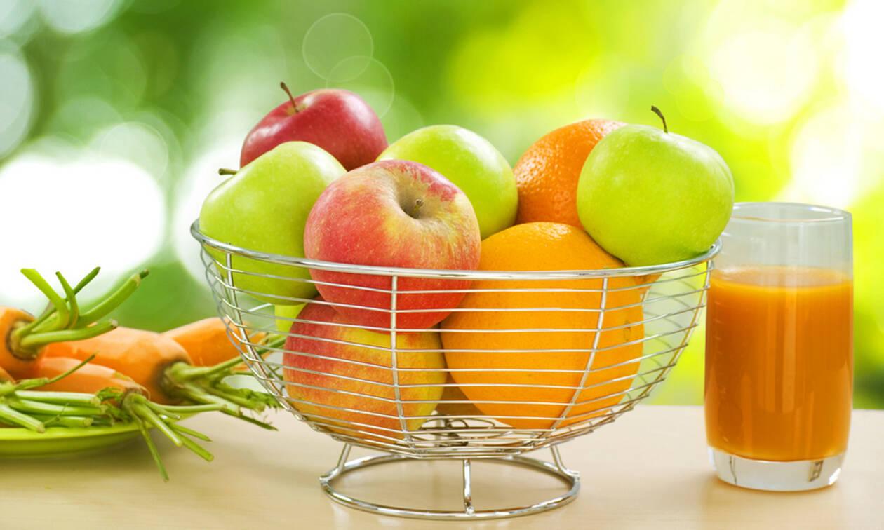 10 φρούτα που μπορούν να τρώνε οι διαβητικοί (βίντεο)