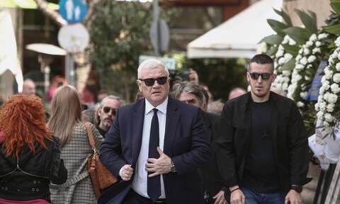 Κώστας Βουτσάς: Στη Μητρόπολη ο Δημήτρης Μελισσανίδης (photos)