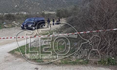 Θρίλερ στη Θεσσαλονίκη: Εντοπίστηκαν τρεις νεκροί σε αγροτική περιοχή (pics)