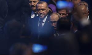 Ερντογάν-Πούτιν: Τηλεφωνική επικοινωνία μετά το μακελειό στην Συρία