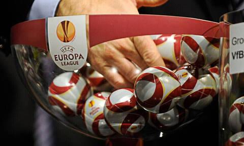Live Chat η κλήρωση του Ολυμπιακού για τους «16» του Europa League