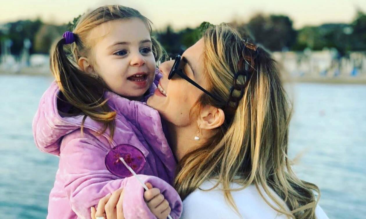 Νατάσα Σκαφίδα: Το κρεβατοσπιτάκι της κόρης της Κατερίνας πρέπει να το δείτε (pics)