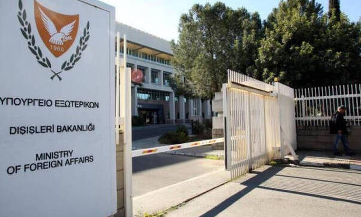 Κοροναϊός: Ταξιδιωτική οδηγία του ΥΠΕΞ Κύπρου