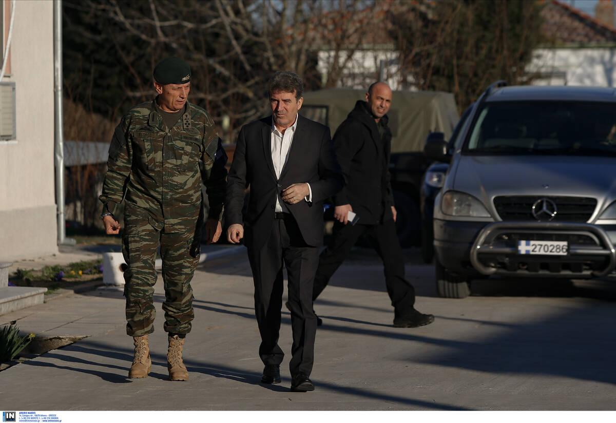 Χρυσοχοϊδης Η Ελλάδα προστατεύει τα σύνορά της και είναι μια χώρα ασφαλής