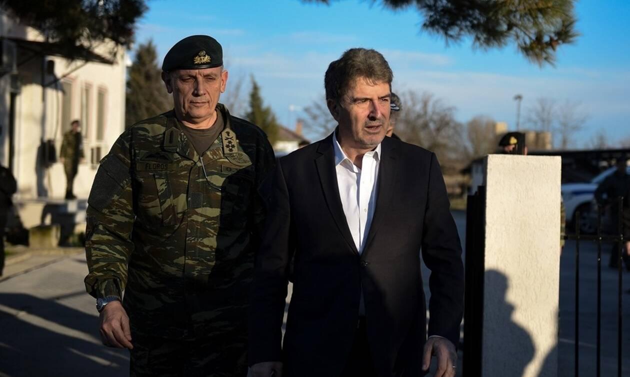 Χρυσοχοϊδης: Η Ελλάδα προστατεύει τα σύνορά της και είναι μια χώρα ασφαλής