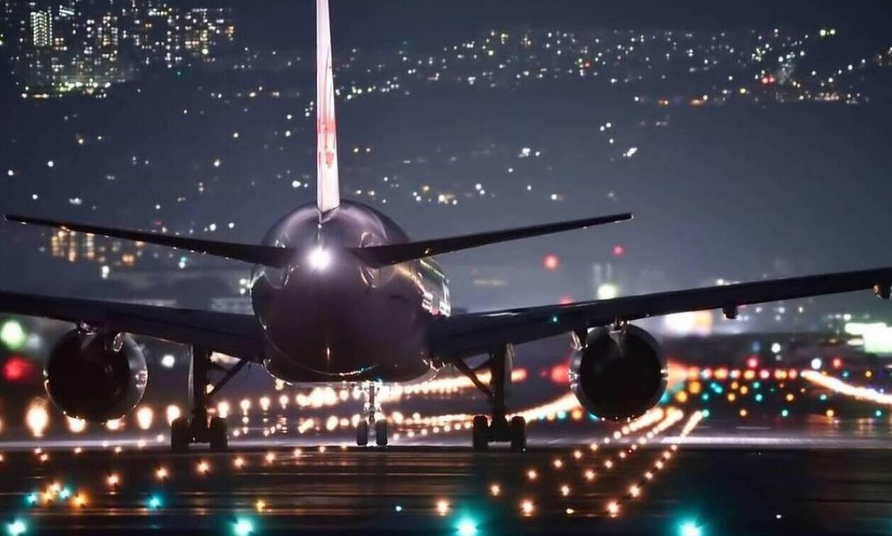 Πτήση τρόμου: Γέμισε με αίματα το αεροπλάνο (pics)