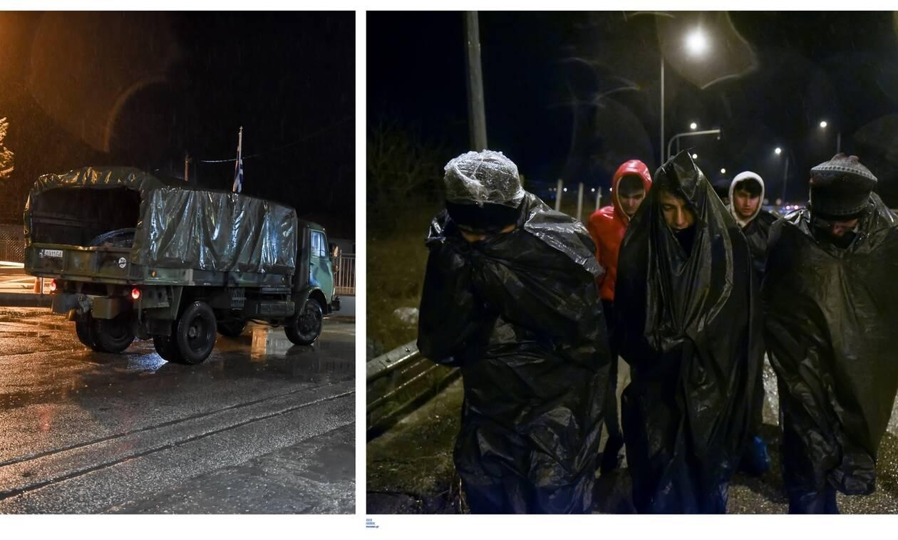 Νύχτα-θρίλερ σε Έβρο και Αιγαίο: Χιλιάδες άτομα «πολιορκούν» τα σύνορα – Κρίσιμες οι επόμενες ώρες
