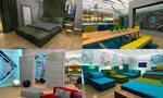 Big Brother: Έτσι θα είναι ολόκληρο το σπίτι. Δείτε πώς δείχνει μέχρι στιγμής (exclusive photos)