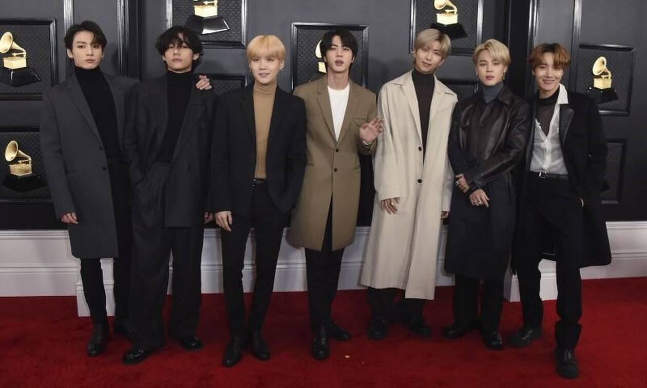 Νίκησε και τους BTS ο κορωναϊός - Ακυρώθηκε η συναυλία τους στην Σεούλ
