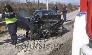 Κιλκίς: Ατελείωτη τραγωδία - Και 4ος νεκρός στο φρικτό τροχαίο