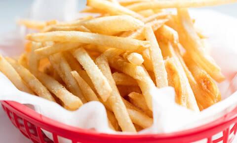Γιατί οι τηγανητές πατάτες δεν είναι νόστιμες όταν κρυώνουν