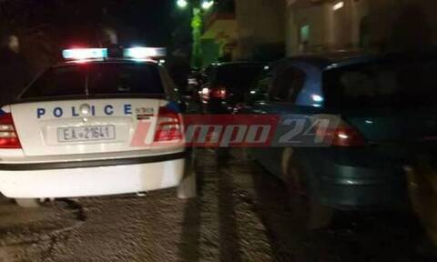 Πάτρα: Τραυματίας αστυνομικός μετά από κινηματογραφική καταδίωξη