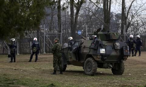 Έβρος: Δήλωση «βόμβα» Στεφανή - 9.600 προσπάθειες παραβίασης των συνόρων σε ένα βράδυ