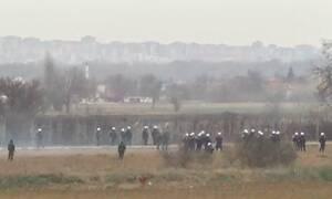 LIVE BLOG: Μαζική έφοδος μεταναστών στις Καστανιές - Το Newsbomb.gr σε Έβρο και Βόρειο Αιγαίο
