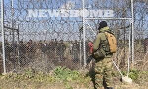 Εισβολή Έβρος: Αποκλειστικές φωτογραφίες του Newsbomb.gr - Ειδικές δυνάμεις στα σύνορα