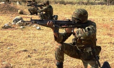 Έβρος: Βολές με πραγματικά πυρά ανακοίνωσε το Δ' Σώμα Στρατού - Οι επικίνδυνες περιοχές