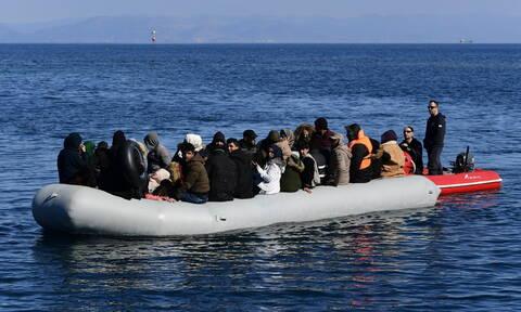 Ο Έβρος «σπρώχνει» τους μετανάστες στη θάλασσα - 516 άτομα έφτασαν την Κυριακή στα νησιά