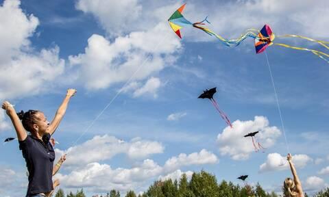 Καθαρά Δευτέρα: Γιατί πετάμε χαρταετό; (pics)