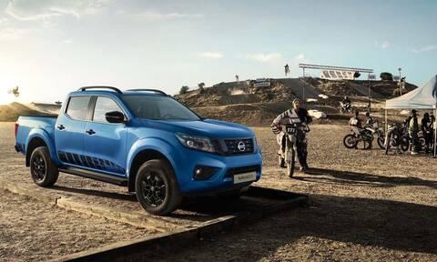 Το Nissan Navara N-Guard με νέα συναρπαστική εμφάνιση