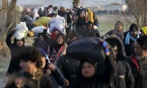 Βίντεο ντοκουμέντο:Τροχονόμοι στέλνουν μετανάστες στα σύνορα - Αποδείξεις για το σχέδιο του Ερντογάν