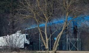 Έβρος: Γιατί ρίχνει μπλε μπογιά ο «Αίαντας» στα σύνορα