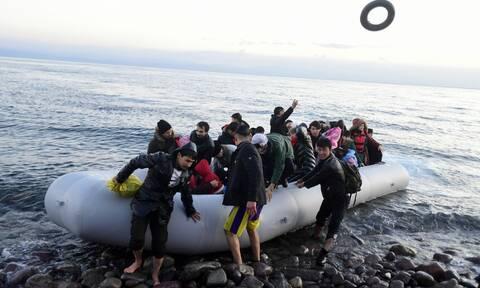 Μυτιλήνη: Μετανάστες ανέτρεψαν τη βάρκα τους - Πνίγηκε παιδί