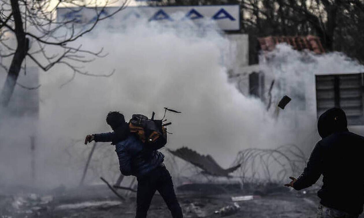 Ούρσουλα φον ντερ Λάιεν: «Πρόκληση για την Ελλάδα το πρόβλημα στα σύνορά της»