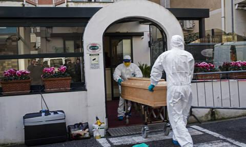 Κορoναϊός: Δύο ακόμα νεκροί στη Γαλλία