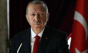 Νέα πρόκληση Ερντογάν: Οι Έλληνες πετούν βόμβες, όχι μόνο χημικά
