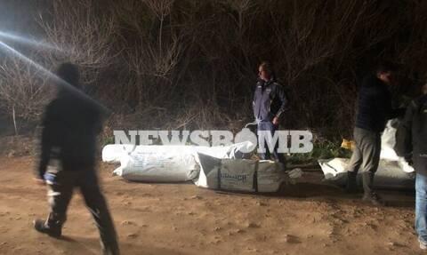 Το Newsbomb.gr στη Μυτιλήνη: Χιλιάδες μετανάστες προσπάθησαν να κατέβουν από τη Μόρια στο λιμάνι