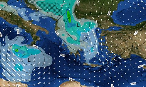 Καιρός: Ραγδαία επιδείνωση με βροχές και καταιγίδες - Πού θα «χτυπήσουν» τα φαινόμενα (ΧΑΡΤΕΣ)