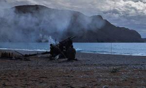 Ηχηρό μήνυμα στην Τουρκία: Συνεχίζονται οι ασκήσεις με πραγματικά πυρά σε Έβρο και Αιγαίο