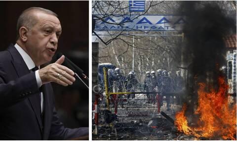 Μεταναστευτικό: Όργιο προπαγάνδας από τους Τούρκους - Χυδαίοι προβοκάτορες και επικίνδυνοι