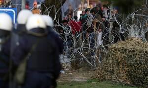 Βίντεο ΣΟΚ από τον Έβρο: «Αλλάχου Ακμπάρ» και «Κάψτε τα ελληνικά σκυλιά» φωνάζουν οι μετανάστες