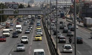 Κίνηση: Χάος στον Κηφισό λόγω τροχαίου - Ποιούς δρόμους να αποφύγετε