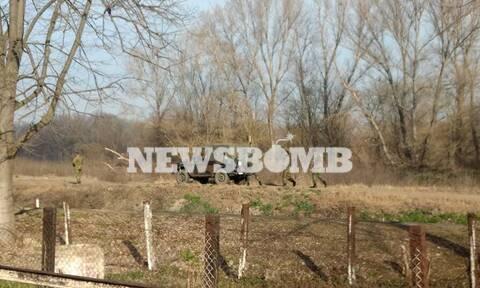 Έβρος - Βίντεο-ντοκουμέντο: Τούρκοι πυροβολούν κατά δυνάμεων των ΜΑΤ